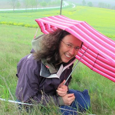 Katrin Schneider, 2. Vorsitzende Foto: Annabell Hormann