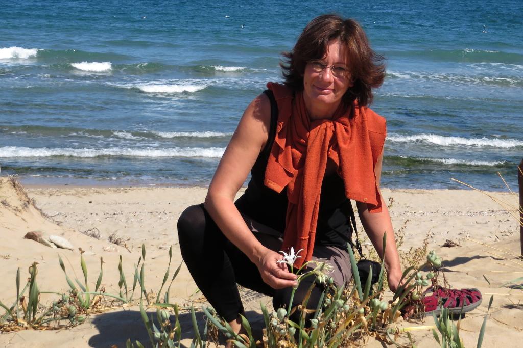 Sabine Tischew, 1. Vorsitzende